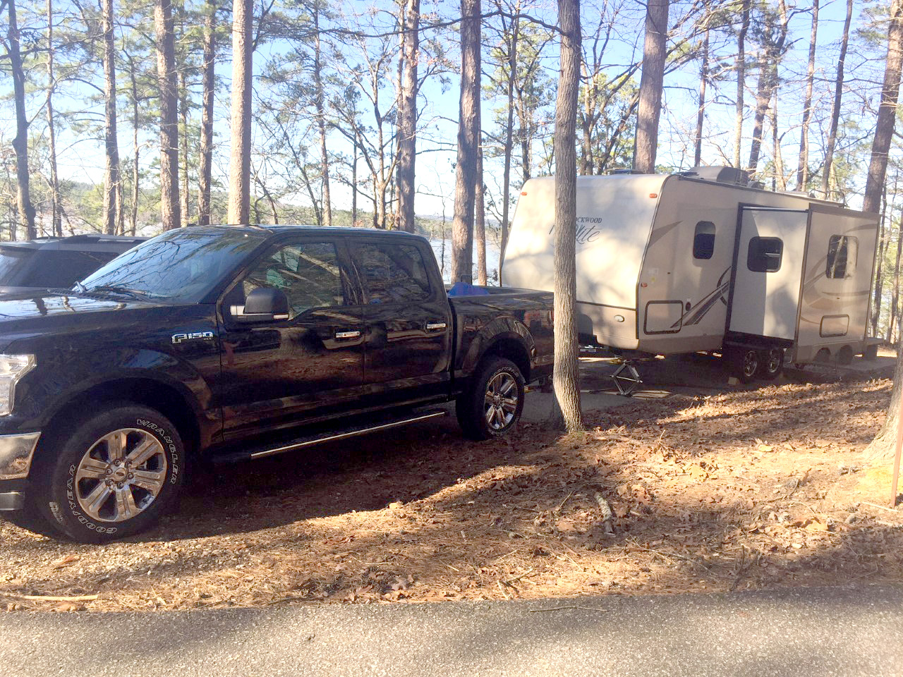 travel trailer image